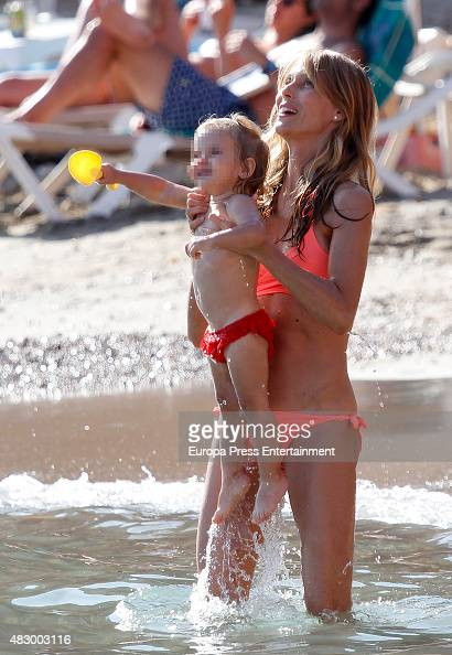 Celebrities Sighting In Ibiza - July 11, 2015 | Getty Images