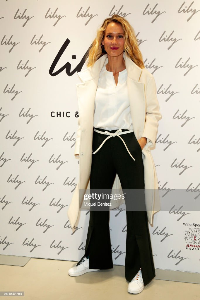 Vanesa Lorenzo Attends 'Lily' New Opening Store in Barcelona