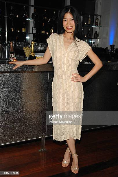 Vanessa Mae attends MANDARIN ORIENTAL HOTEL GROUP Party for the SOTHEBY'S Contemporary Asian Art Exhibition at The Mandarin Oriental on December 6,...