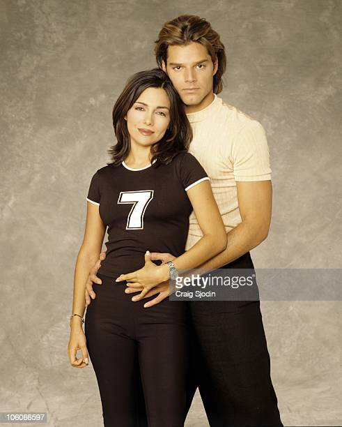 HOSPITAL Vanessa Marcil and Ricky Martin gallery 8/11/95 Vanessa Marcil and Ricky Martin on ABC Daytime's 'General Hospital' 'General Hospital' airs...