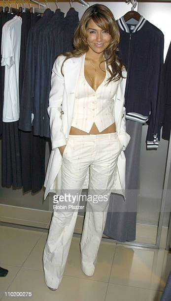 Vanessa Marcil during GQ NBC and Bloomingdales Night of Las Vegas Decadence in New York City at Bloomingdales in New York City NY United States