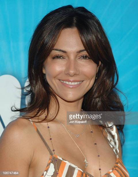 Vanessa Marcil during Las Vegas TCA Cocktail Party Arrivals at The Beverly Hilton Hotel in Beverly Hills California United States