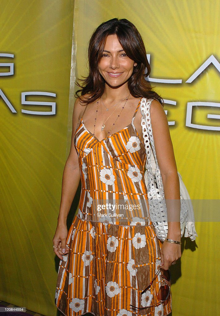 Vanessa Marcil during NBC Cocktail Party for 'Las Vegas' at TCA - Arrivals at Beverly Hilton Hotel in Beverly Hills, California, United States.