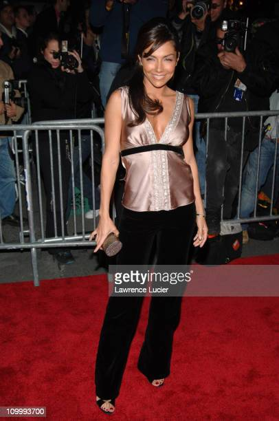 Vanessa Marcil during Prime New York City Premiere Arrivals at Ziegfeld Theater in New York City New York United States