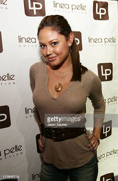 Vanessa Minnillo during 2006 MTV Video Music Awards Polaroid Lounge and Gifting Suite at Marquee Day 1 at Marquee in New York City New York United...
