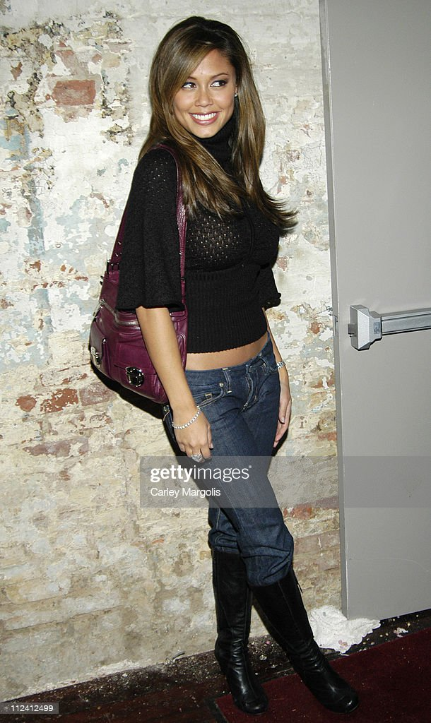 Vanessa Minnillo during Grand Opening of Nest - January 31, 2006 at Nest in New York City, New York, United States.