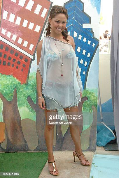 Vanessa Minnillo during MTV Spring Break 2005 March 8 2005 at The City in Cancun Quintana Roo Mexico