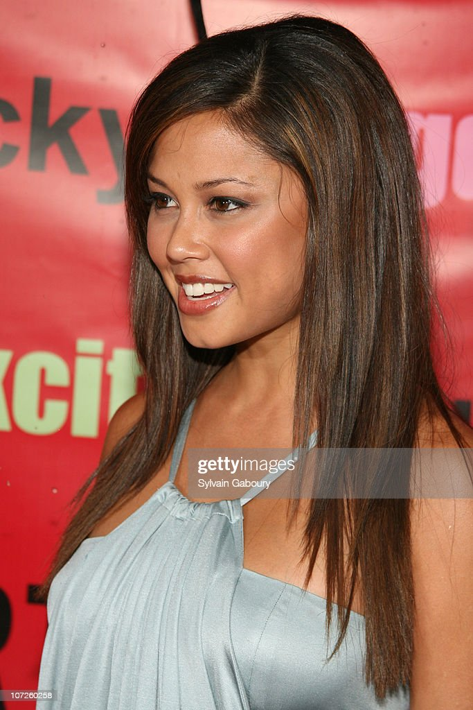 Vanessa Minnillo Celebrated Her New Line of Flirt! Cosmetics and Jer July Lucky
