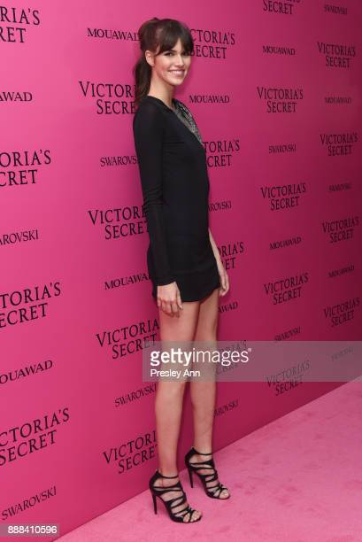 Vanessa Moody attends 2017 Victoria's Secret Fashion Show In Shanghai After Party at MercedesBenz Arena on November 20 2017 in Shanghai China