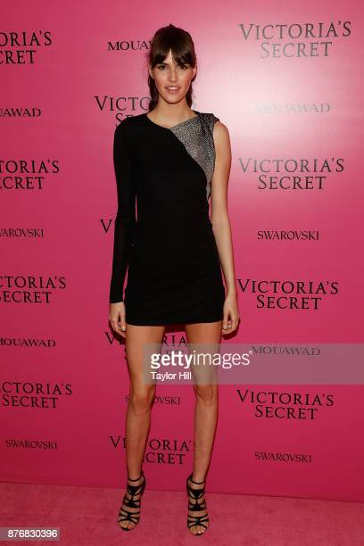 Vanessa Moody attends the 2017 Victoria's Secret Fashion Show After Party on November 20 2017 in Shanghai China