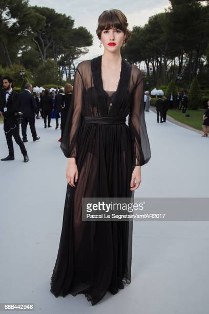 Vanessa Moody attends the amfAR Gala Cannes 2017 at Hotel du Cap-Eden-Roc on May 25, 2017 in Cap d'Antibes, France.