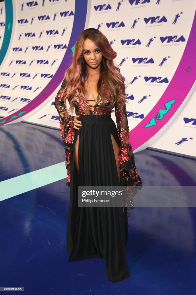 Vanessa Morga attends the 2017 MTV Video Music Awards at The Forum on August 27, 2017 in Inglewood, California.