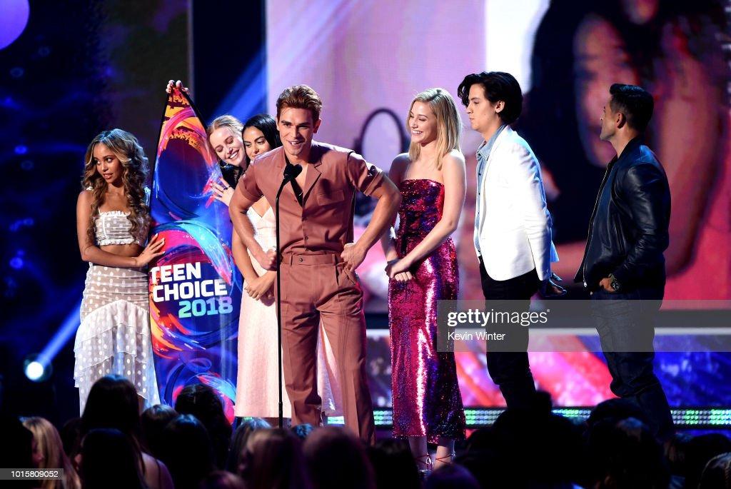 FOX's Teen Choice Awards 2018 - Show : News Photo