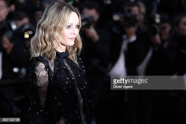 Vanessa Paradis attends Mal de Pierres Premiere during the 69th annual Cannes Film Festival on may, 15th 2016 in Cannes .