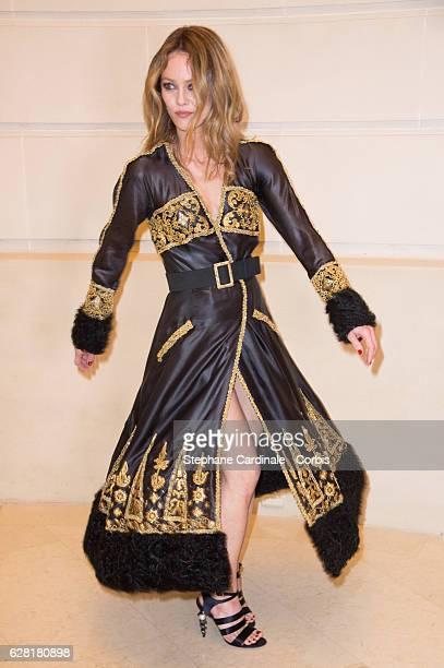 baebd6eb58de Vanessa Paradis attends the  Chanel Collection des Metiers d Art 2016 17  Paris