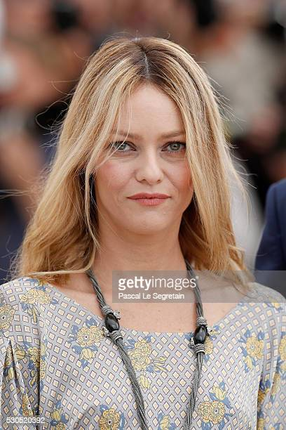 Vanessa Paradis attends the Jury Photocall during the 69th Annual Cannes Film Festival at the Palais des Festivals on May 11 2016 in Cannes France
