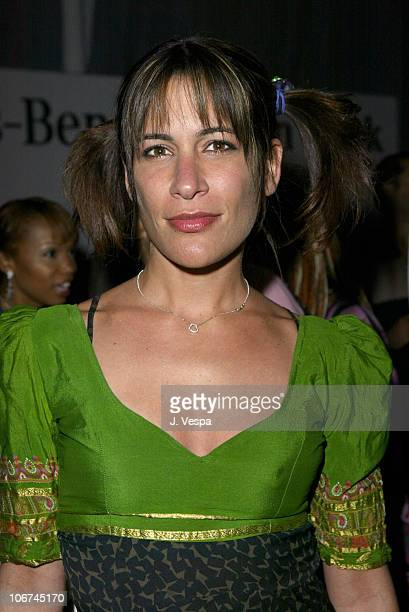 Vanessa Parise during MercedesBenz Fall 2004 Fashion Week at Smashbox Studios Judith Ripka In Touch Weekly Party at Smash Box Studios VIP Room in...
