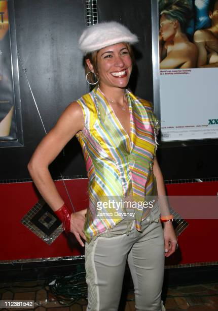 Vanessa Parise during New York Premiere of 'XX/XY' After Party at Show World in New York City New York United States