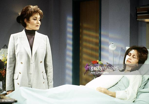 Vanessa pulled herself together and apologized to Erica who couldn't bear to look at herself on Wednesday March 10 1999 on Walt Disney Television via...