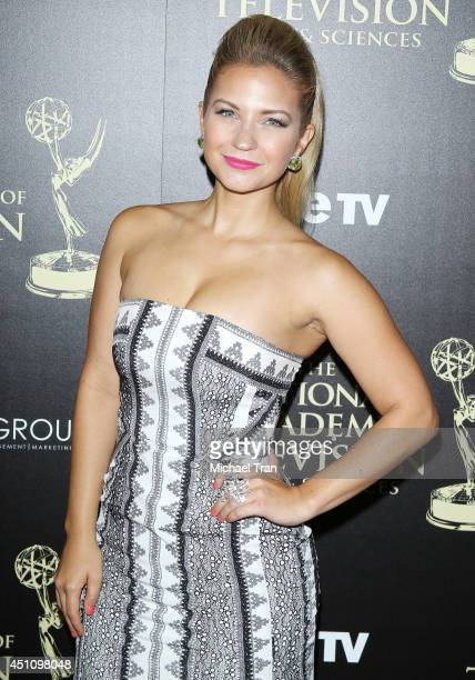 Vanessa Ray Stock Photos And Pictures Getty Images