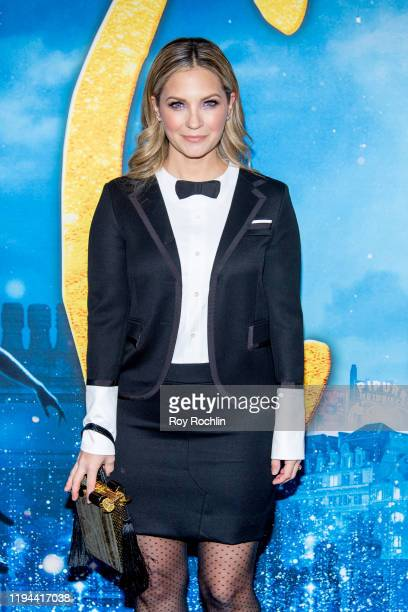 Vanessa Ray attends the Cats World Premiere at Alice Tully Hall Lincoln Center on December 16 2019 in New York City