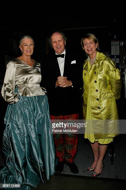 Vanessa Redgrave Alexander McCall Smith and Cathie Black attend 'AN EVENING OF READINGS' at LITERACY PARTNERS Annual Gala Honoring Arnold Scaasi Liz...