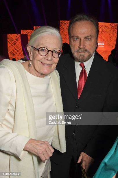 Vanessa Redgrave and Franco Nero attend the 65th Evening Standard Theatre Awards in association with Michael Kors at the London Coliseum on November...