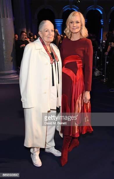 Vanessa Redgrave and Joely Richardson attend the British Independent Film Awards held at Old Billingsgate on December 10 2017 in London England