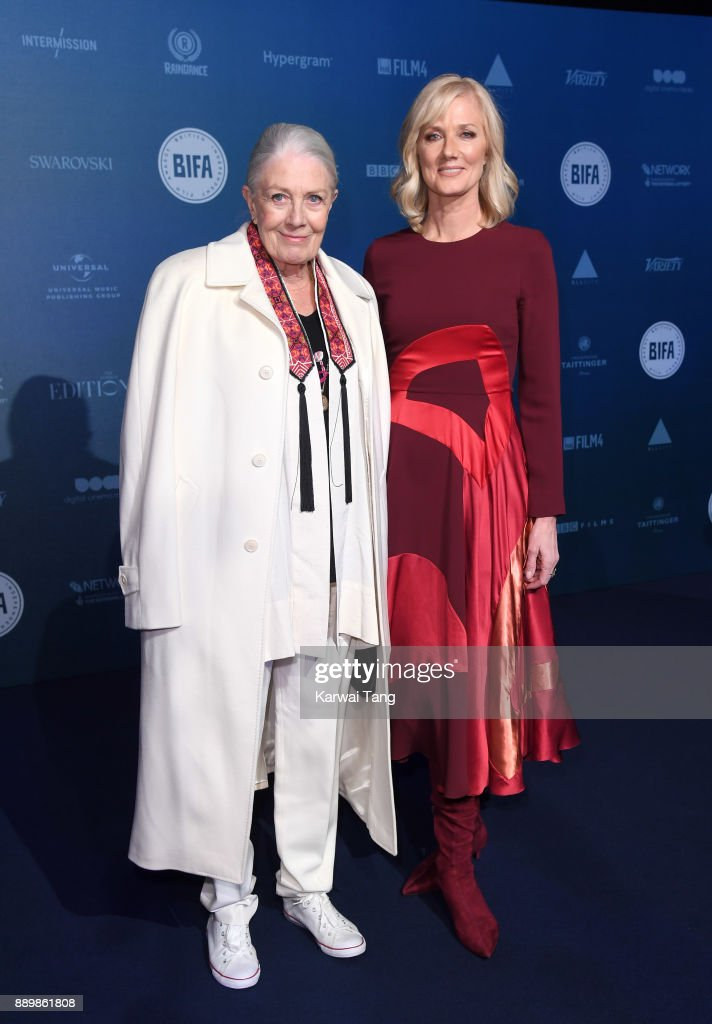 Vanessa Redgrave and Joely Richardson attend the British Independent Film Awards held at Old Billingsgate on December 10, 2017 in London, England.
