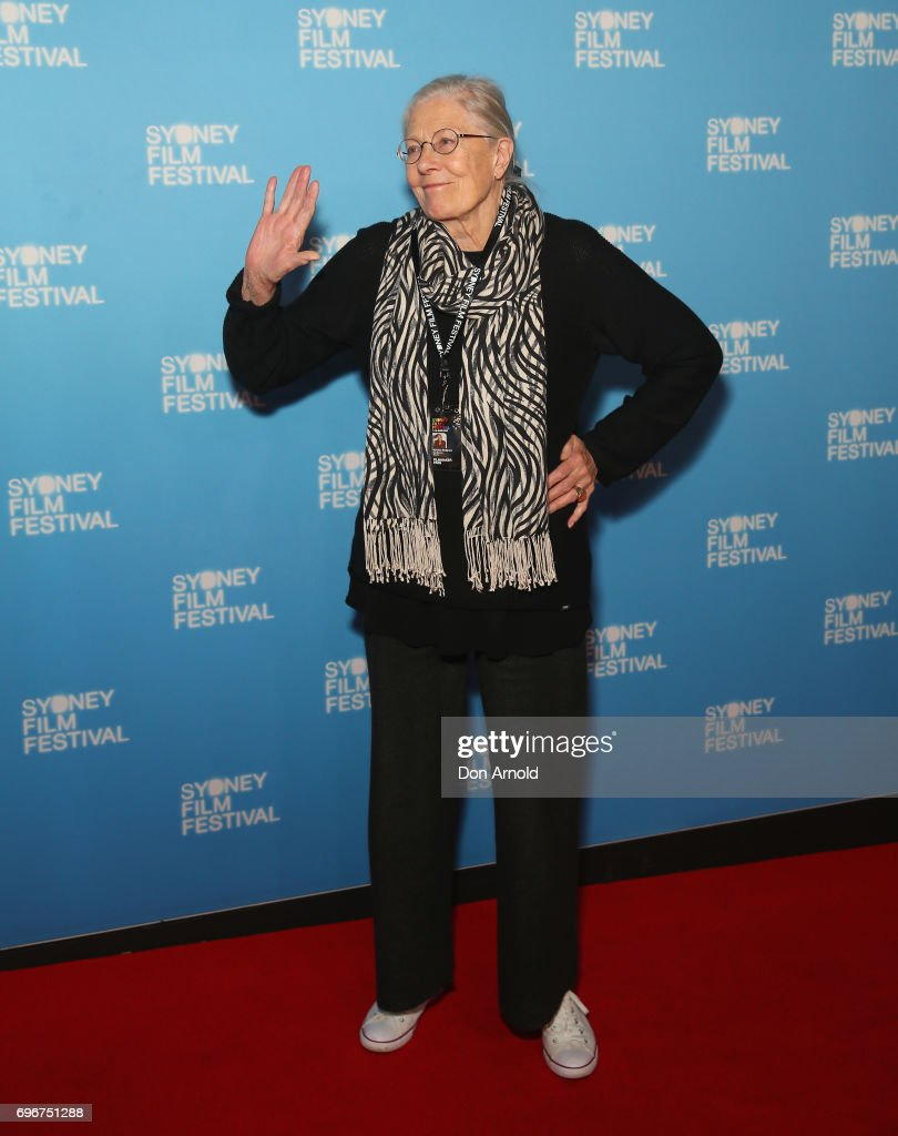 Vanessa Redgrave arrives ahead of the Australian premiere of 'Sea Sorrow' during the Sydney Film Festival at State Theatre on June 17, 2017 in Sydney, Australia.