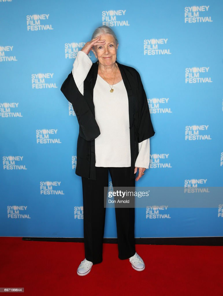 Vanessa Redgrave arrives ahead of the Sydney Film Festival Closing Night Gala and Australian premiere of Okja at State Theatre on June 18, 2017 in Sydney, Australia.