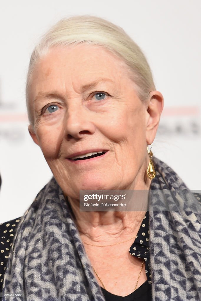 Vanessa Redgrave attends a photocall during the 12th Rome Film Fest at Auditorium Parco Della Musica on November 2, 2017 in Rome, Italy.