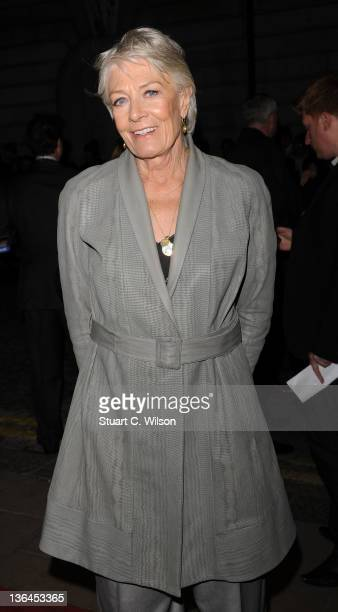Vanessa Redgrave attends a special screening of Coriolanus at The Curzon Mayfair on January 5 2012 in London England
