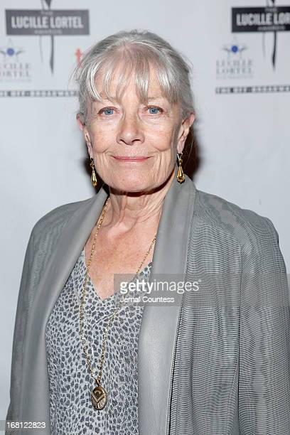 Vanessa Redgrave attends the 28th Annual Lucille Lortel Awards on May 5 2013 in New York City