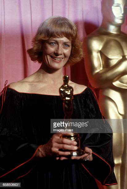 Vanessa Redgrave attends the 50th Academy Awards circa 1978 in Los Angeles California