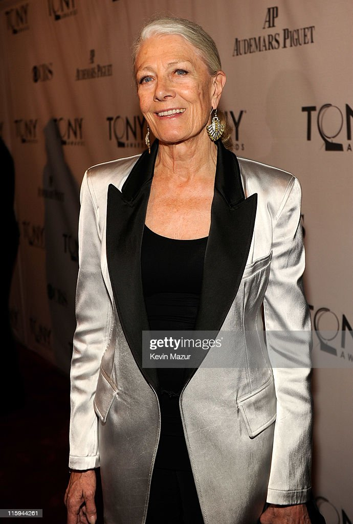 Vanessa Redgrave attends the 65th Annual Tony Awards at the Beacon Theatre on June 12, 2011 in New York City.