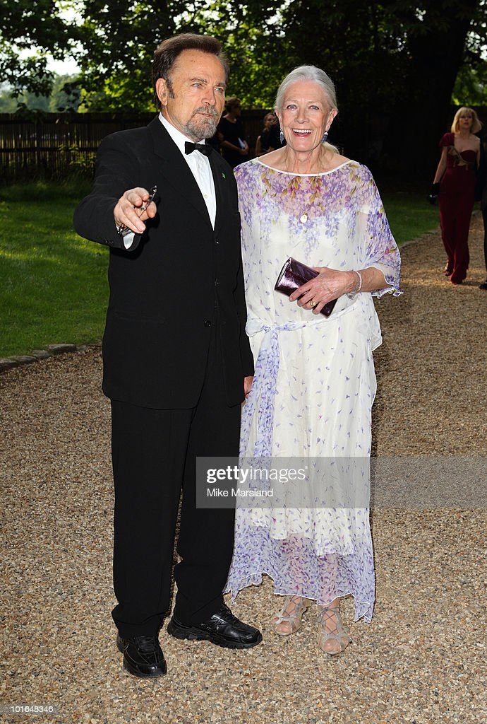 Vanessa Redgrave attends the annual Raisa Gorbachev Foundation Party at Stud House, Hampton Court on June 5, 2010 in London, England.