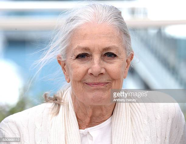 Vanessa Redgrave attends the 'Howards End' photocall during the 69th annual Cannes Film Festival at the Palais des Festivals on May 12 2016 in Cannes...