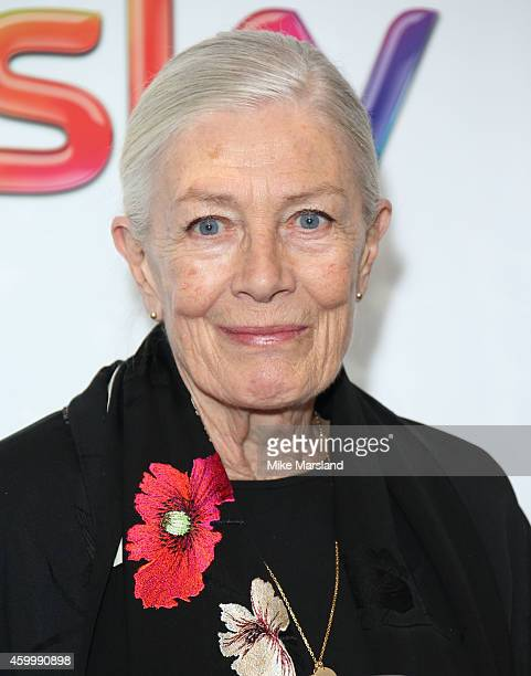 Vanessa Redgrave attends the Sky Women In Film and TV Awards at London Hilton on December 5 2014 in London England
