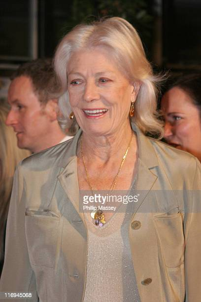 Vanessa Redgrave during Irish Film and Television Awards 2005 Red Carpet at Royal Dublin Society in Dublin Ireland
