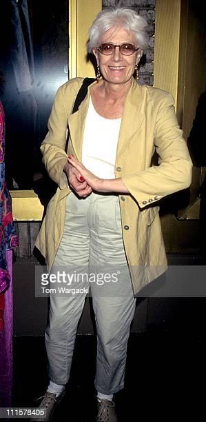 Vanessa Redgrave during Vanessa Redgrave and Natasha Richardson Sighting in New York City June 15 1998 in New York City United States