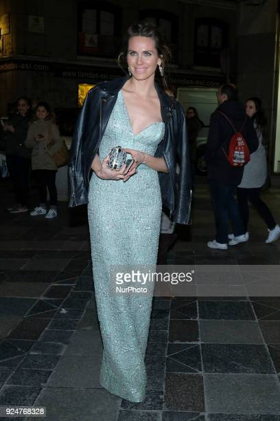 Vanessa Romero attends 'Fotogramas Awards' at Joy Eslava on February 26 2018 in Madrid Spain