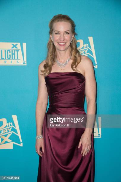 Vanessa Taylor attends Fox Searchlight And 20th Century Fox Host Oscars PostParty on March 4 2018 in Los Angeles California