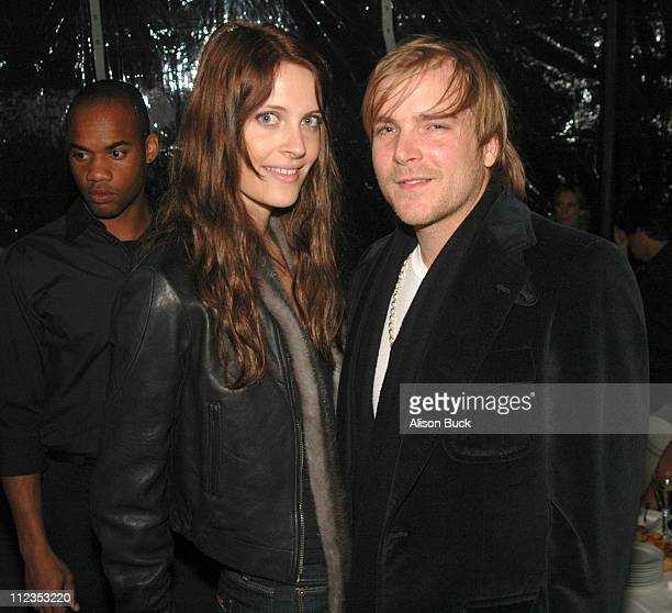 Vanessa Traina and Chad Muska during Jenni Kayne Dinner to Celebrate Her Fall 2006 Collection in Beverly Hills, California, United States.