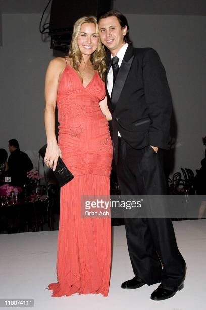 Vanessa Trump and Jonathan Cheban during Operation Smile's Smile Collection Charity Gala at Skylight Studios in New York New York United States