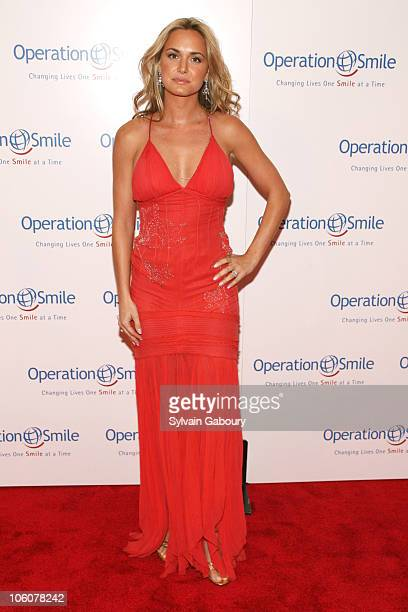 Vanessa Trump during Operation Smile's The Smile Collection at Skylight Studios in New York, NY, United States.