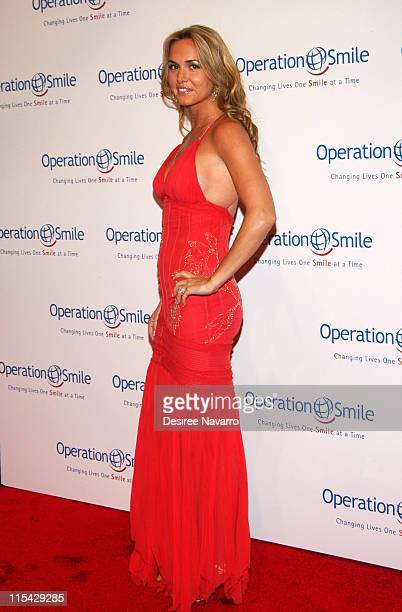 Vanessa Trump during 'The Smile Collection' Operation Smile's Annual Charity Dinner and Live Auction at Skylight Studios in New York NY United States