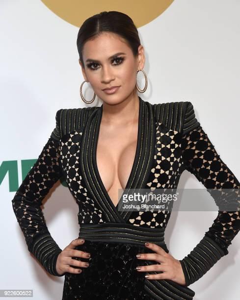Vanessa Veracruz attends the 2018 XBIZ Awards on January 18 2018 in Los Angeles California
