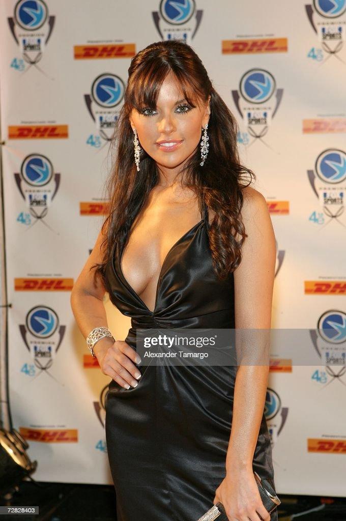 4th Annual Premios Fox Sports Awards - Arrivals : News Photo