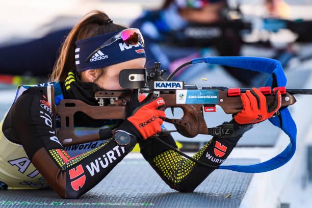 ITA: IBU Cup Biathlon Martell-Val Martello - Training Session